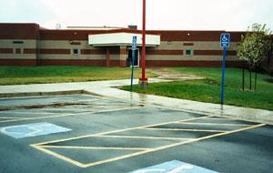 Northwestern Regional Juvenile Detention Center
