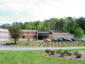 Roanoke Valley Juvenile Detention Center